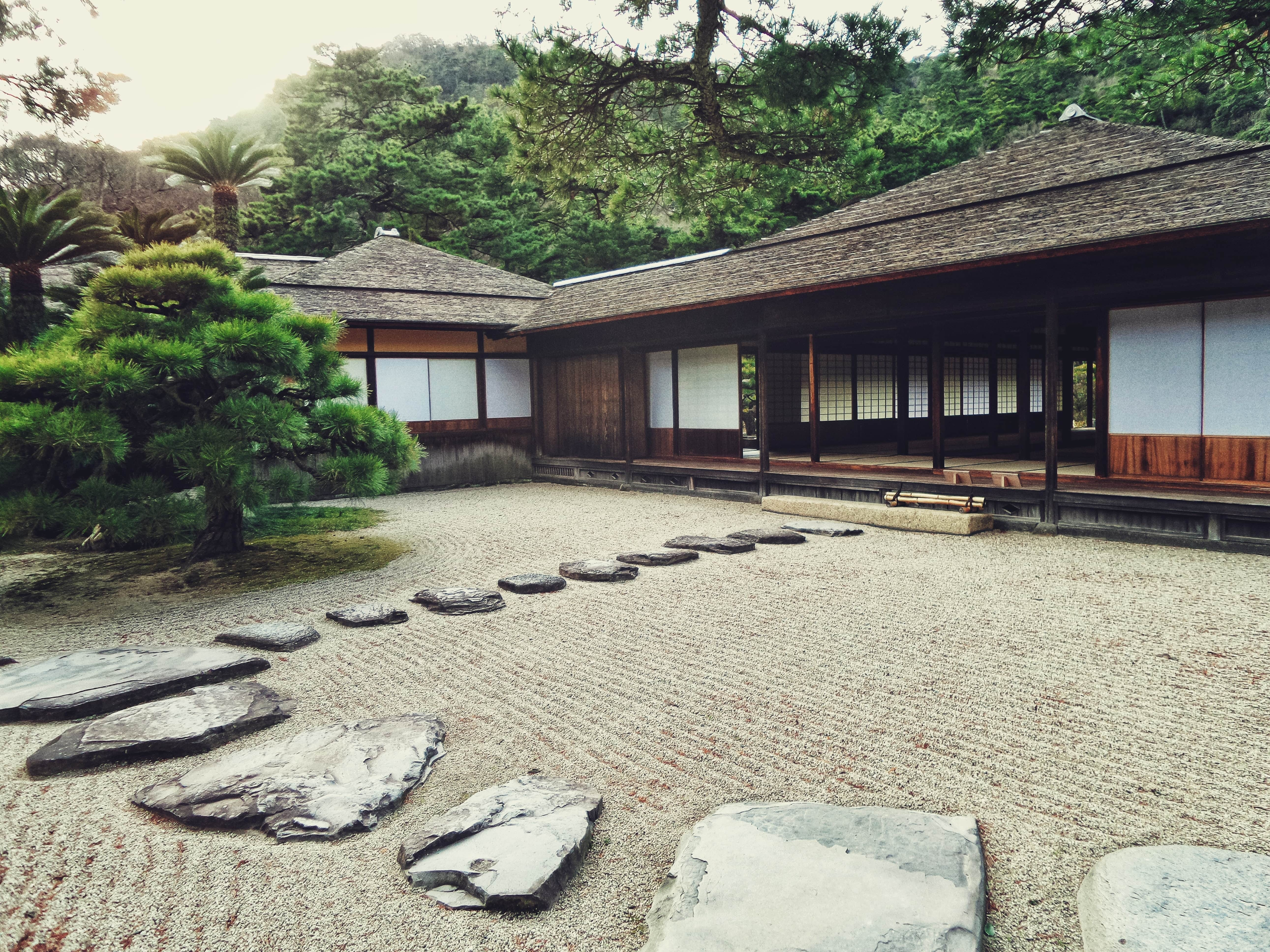 7 Pasos Para Crear Tu Jardin Zen Agrogojar Viveros - Jardin-zen-significado